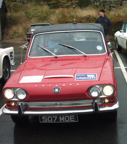 Picture of 1963 Triumph 2000