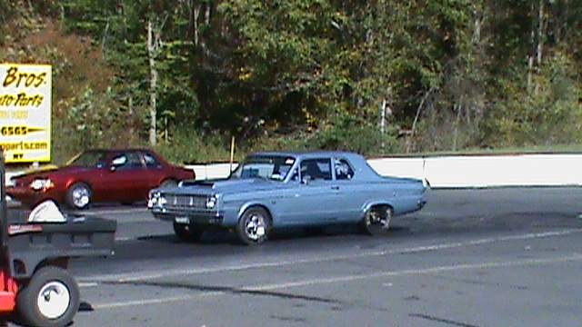 1966 Dodge Dart, dodge dart with a biult up and highly modified 416 small block chrysler. its based off a chrysler 360 that was bored and stroked 70 over with pored indybroke aluminum heads and a port...