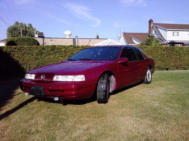 Picture of 1990 Mercury Cougar 2 Dr LS Coupe