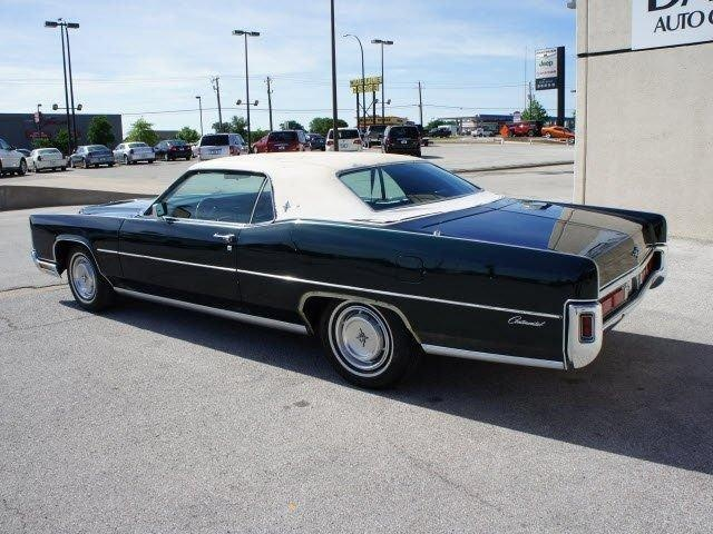 Picture of 1972 Lincoln Continental, exterior, gallery_worthy