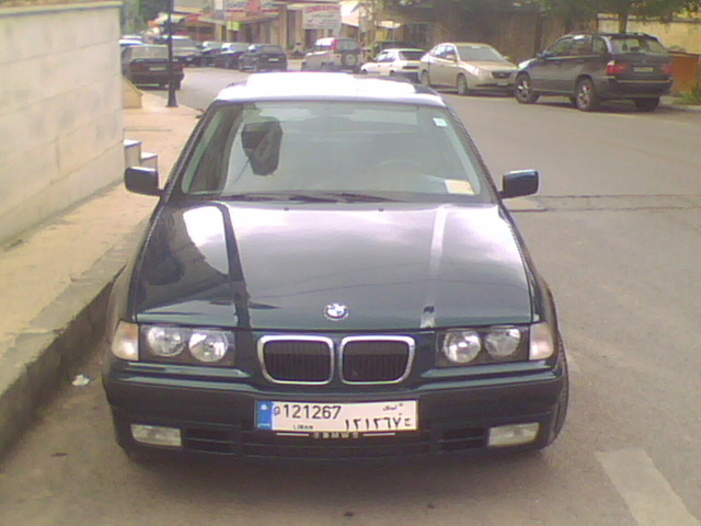 Picture of 1991 BMW 3 Series