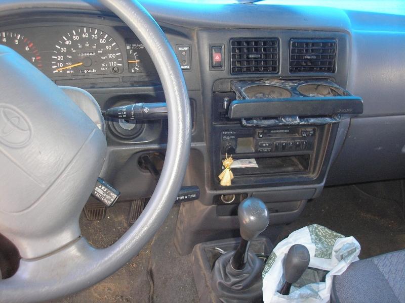1995 Toyota Tacoma Interior Pictures Cargurus