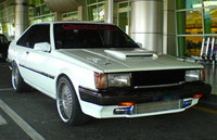 1982 Toyota Carina Overview