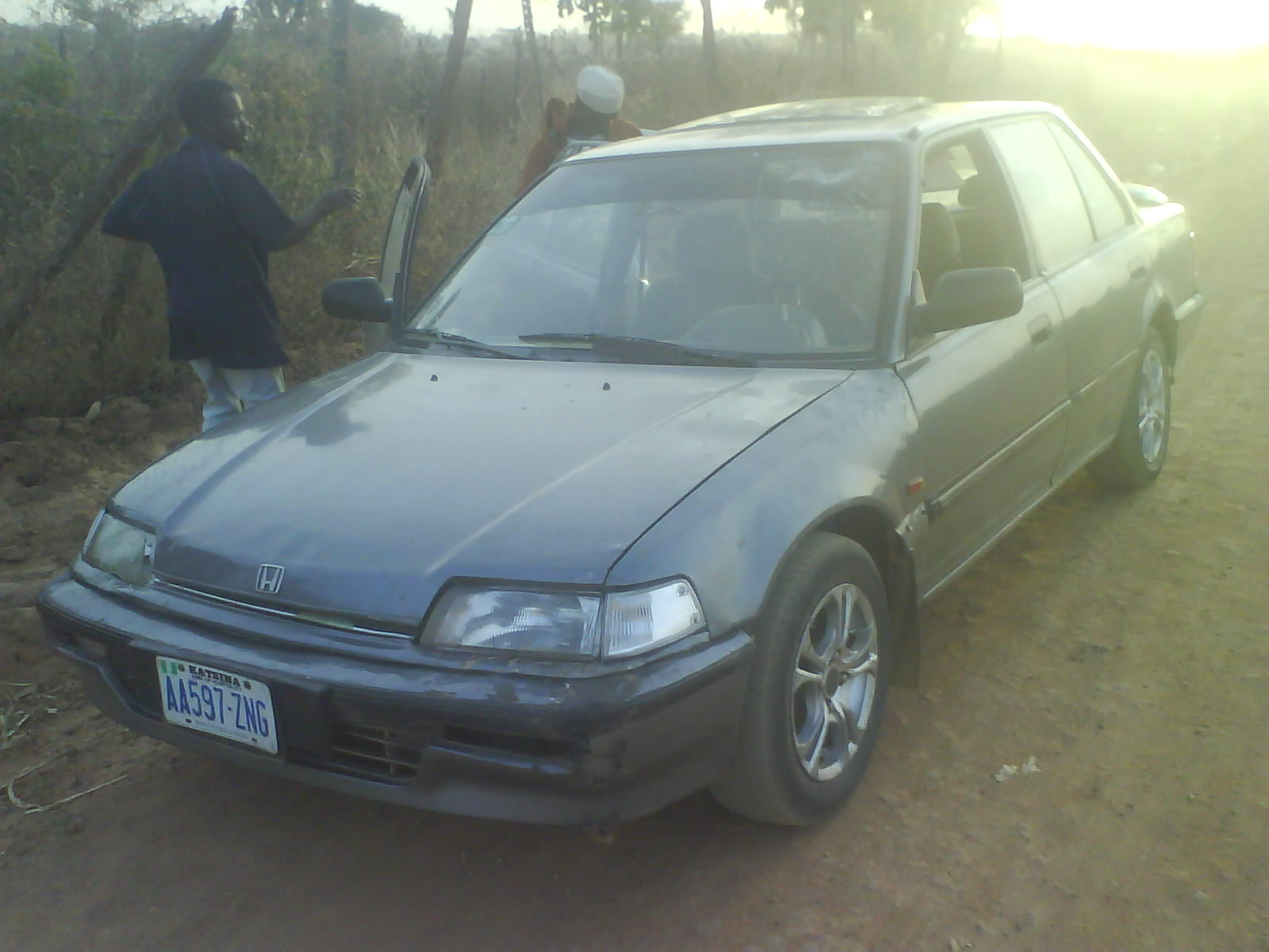1992 Honda Civic picture