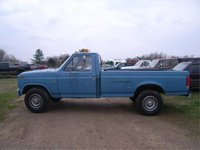 1982 Ford F-350 Overview