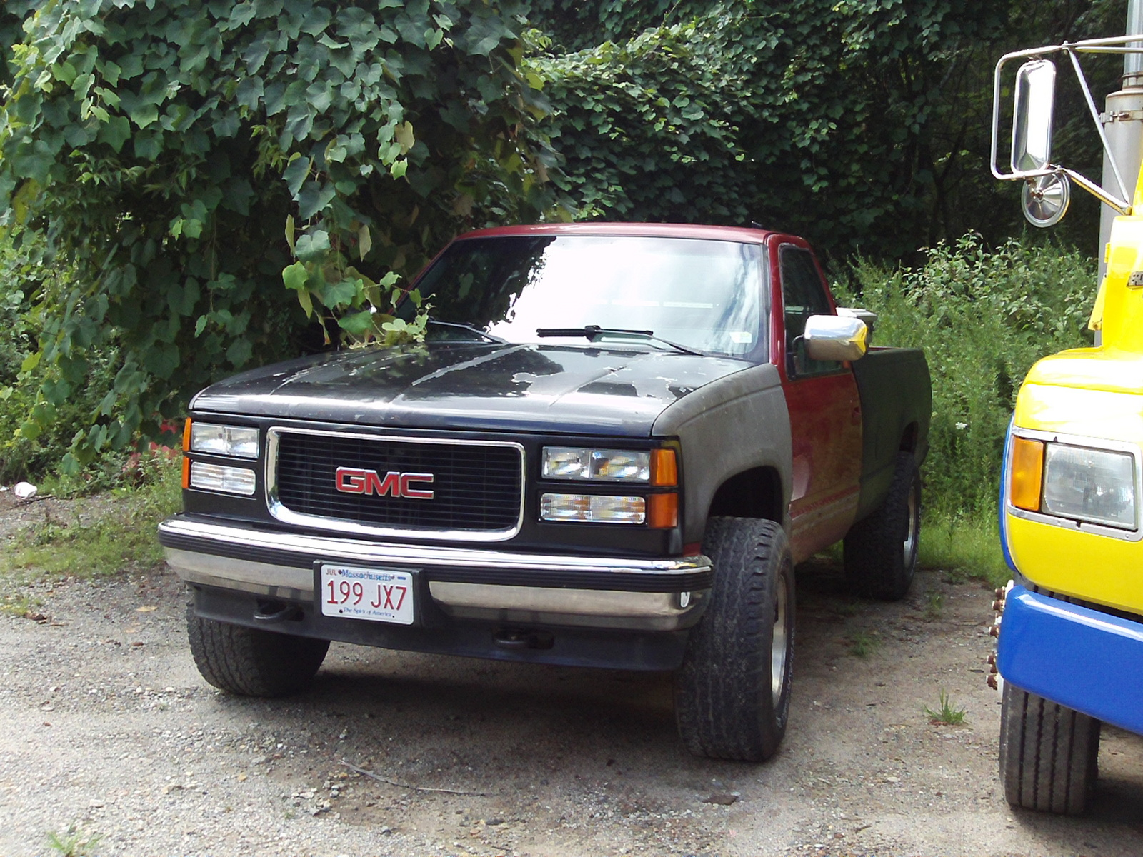 Picture of 1992 GMC Sierra 1500