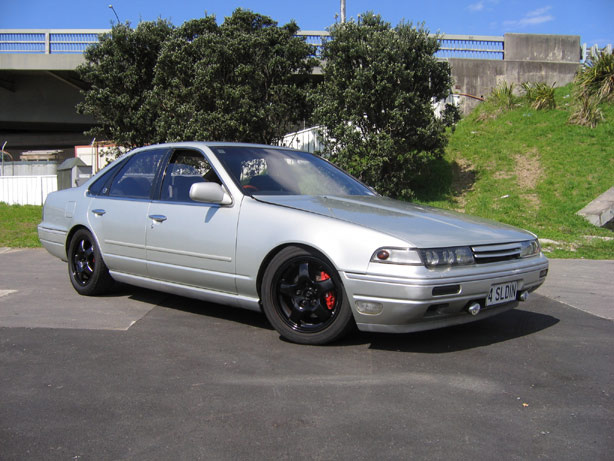 Picture of 1988 Nissan Cefiro