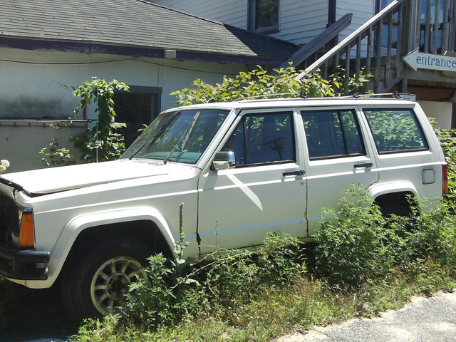 Picture of 1984 Jeep Cherokee, exterior, gallery_worthy