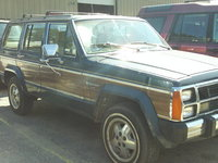 1984 Jeep Wagoneer Picture Gallery