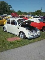 1966 Volkswagen Beetle picture, engine, exterior