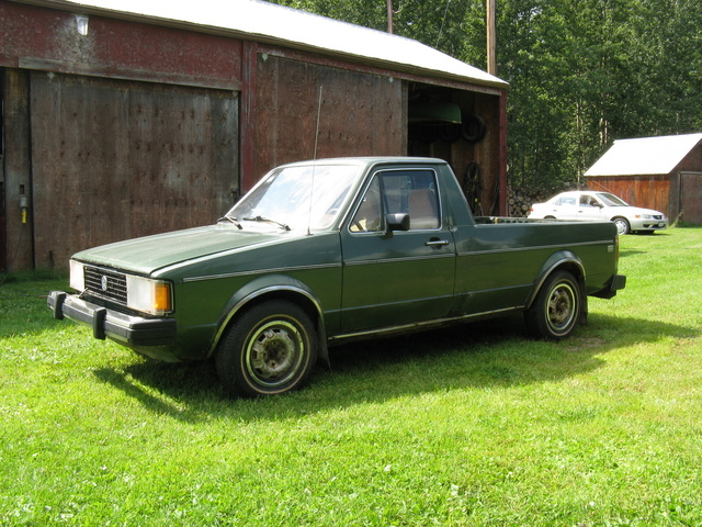 Picture of 1981 Volkswagen Caddy