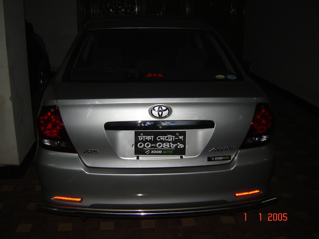 Picture of 2005 Toyota Allion