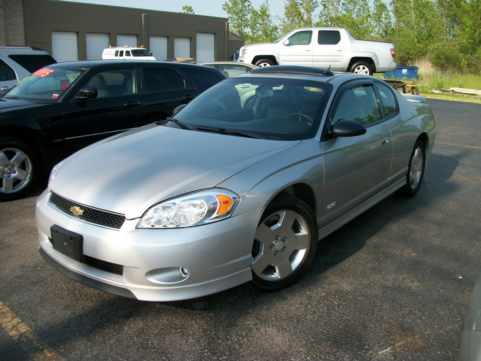 2007 chevrolet monte carlo ss for sale cargurus autos post. Black Bedroom Furniture Sets. Home Design Ideas
