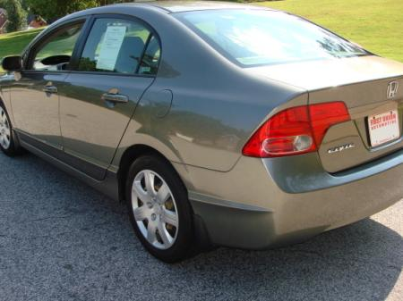 Picture of 2007 Honda Civic