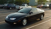 2002 Saturn S-Series 3 Dr SC2 Coupe picture, exterior