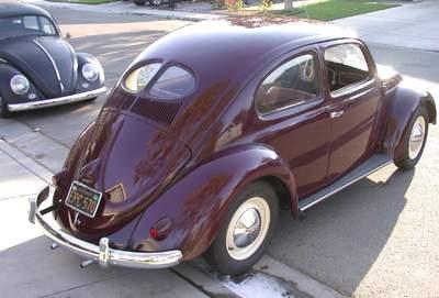 1950 Volkswagen Beetle