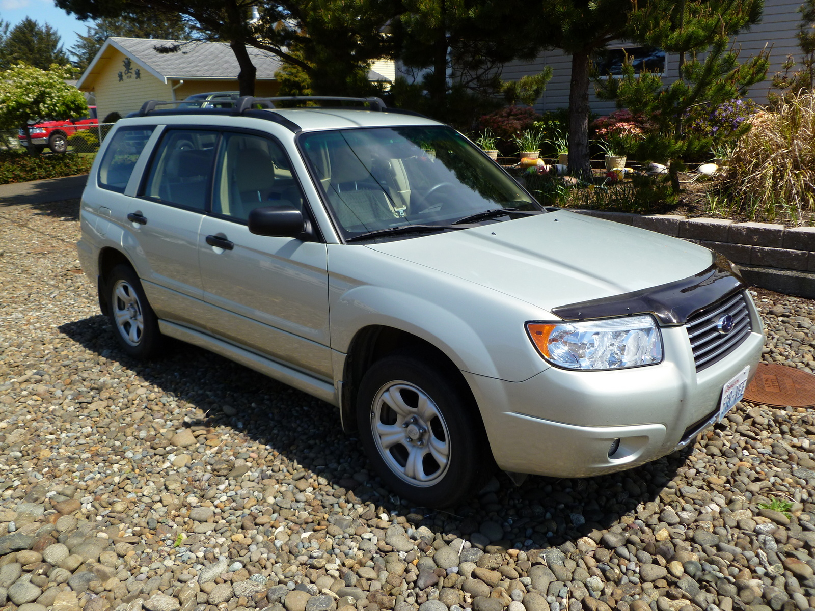 2006 subaru forester sti related infomation specifications weili automotive network. Black Bedroom Furniture Sets. Home Design Ideas