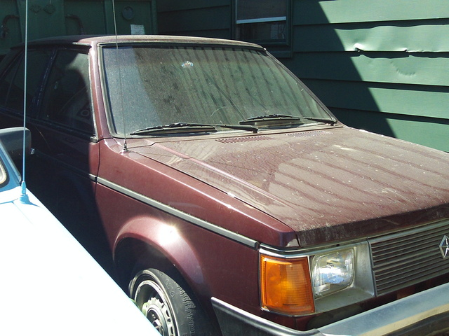 Picture of 1984 Dodge Omni, exterior