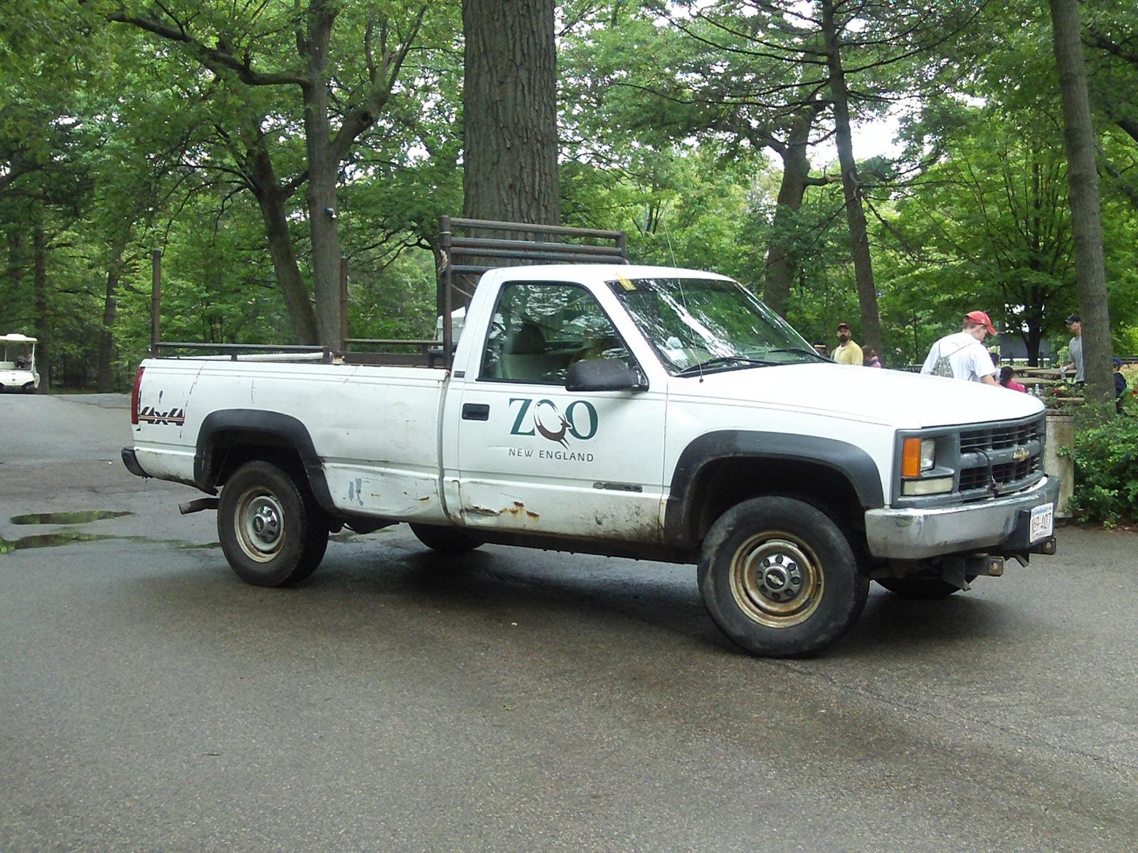 1995 chevy 2500