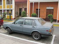 1989 Volkswagen Fox Overview