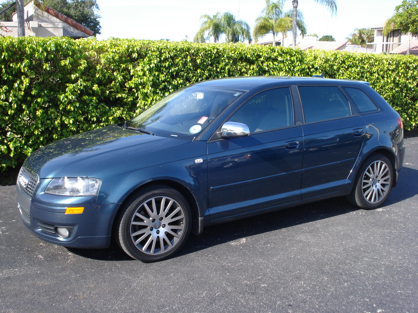 picture of 2006 audi a3 2 0t 4dr wagon w automatic exterior. Black Bedroom Furniture Sets. Home Design Ideas