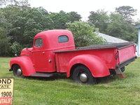 1954 International Harvester Travelall Overview