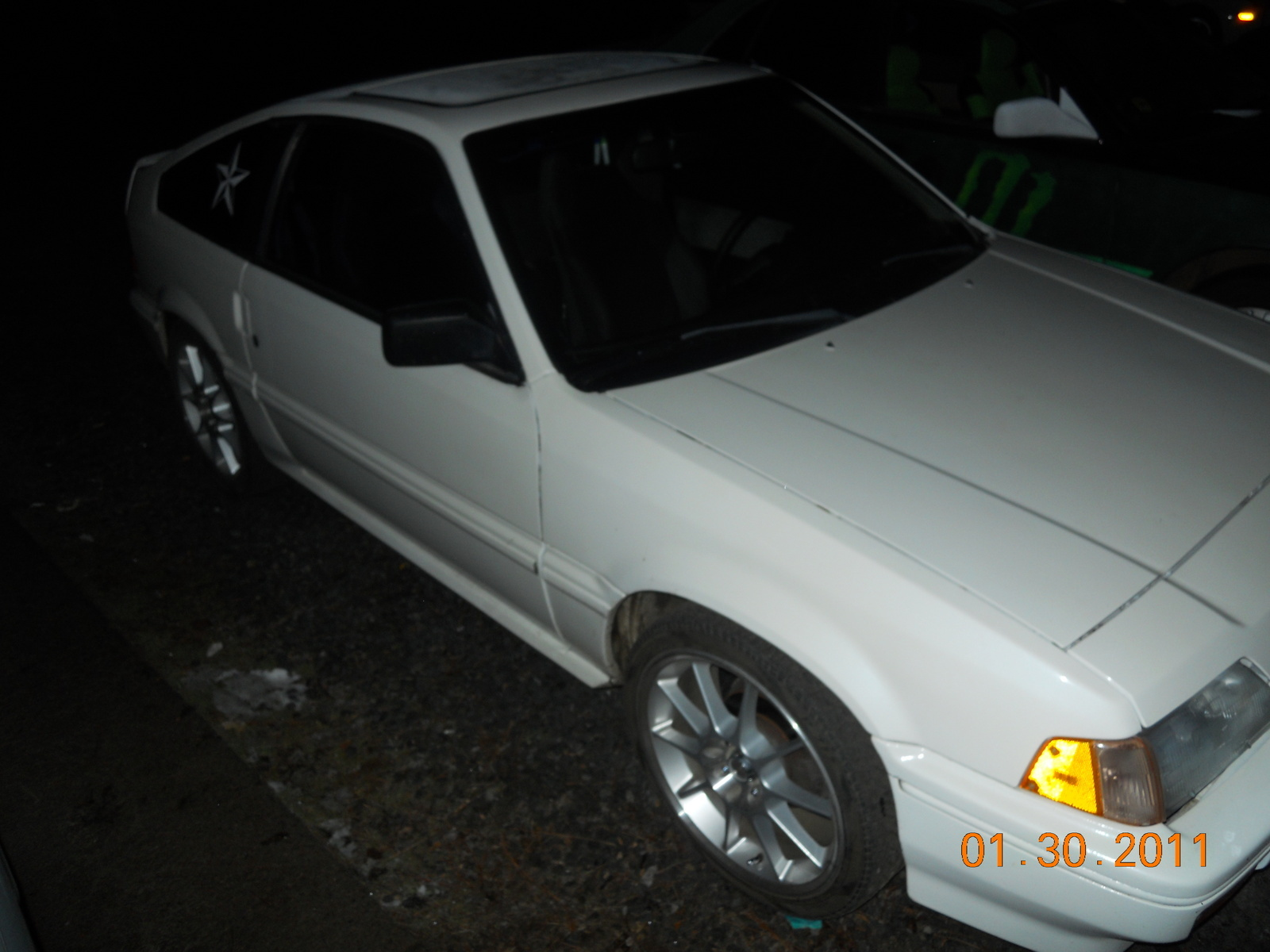 Honda Civic Questions - im trying to find custom headlights for my ...