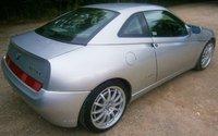 2001 Alfa Romeo GTV Overview