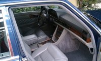 Picture of 1990 Mercedes-Benz 300-Class 4 Dr 300SE Sedan, interior, gallery_worthy
