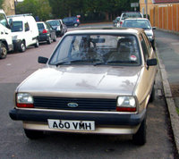 Picture of 1983 Ford Fiesta, exterior