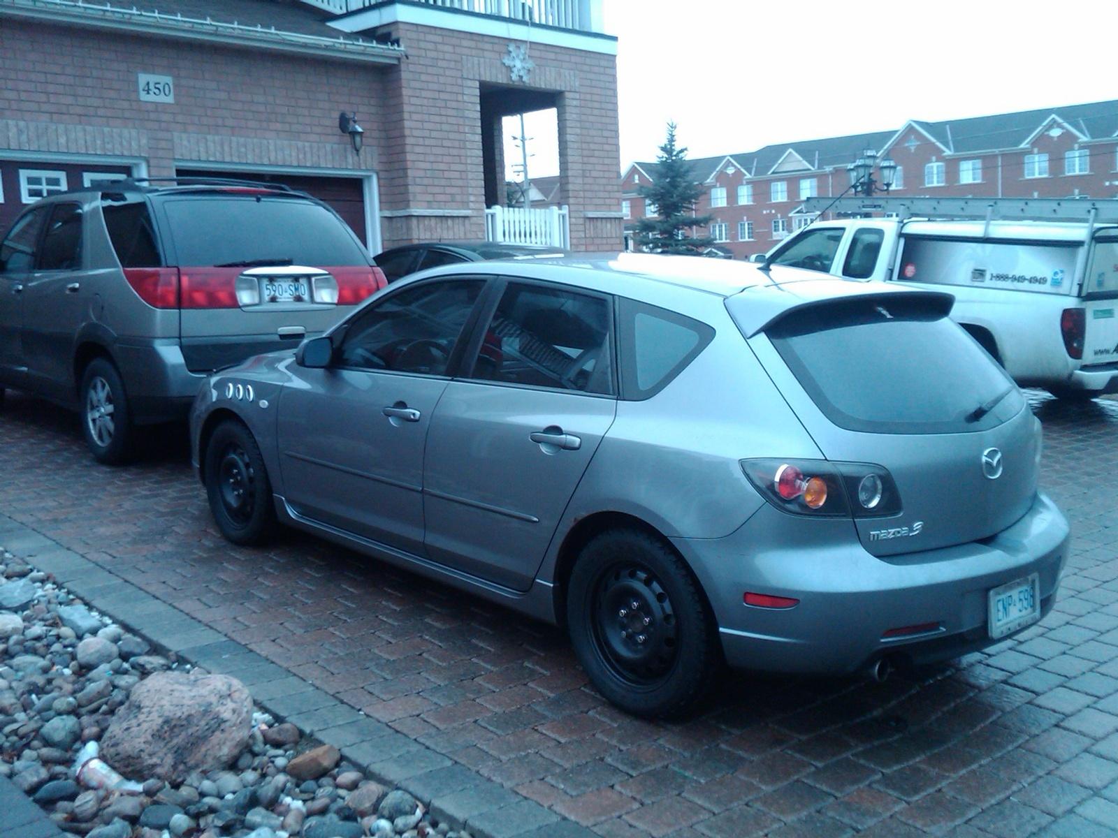 2005 mazda 3 hatchback reliability