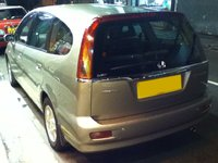 Picture of 2002 Honda Stream, exterior