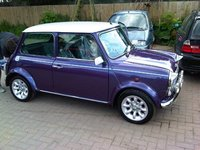 1997 Rover Mini Picture Gallery