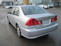 2004 Acura EL Overview