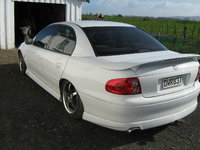 2000 Holden Commodore, my 2000 vt commodore with gen3 ls1 chev 320kw...owned for 4 years ., exterior