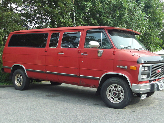Picture of 1991 GMC Rally Wagon
