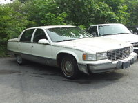 1993 Cadillac Fleetwood Overview