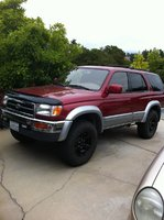 Picture of 1996 Toyota 4Runner 4 Dr Limited 4WD SUV, exterior