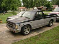 Chevrolet S-10 Questions - What is the widest rear tire and