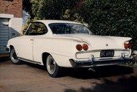 1963 Ford Capri Overview