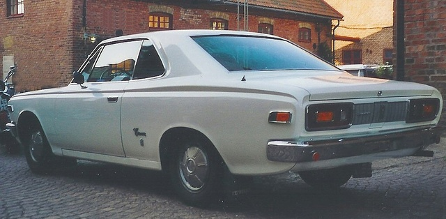Picture of 1971 Toyota Crown, exterior