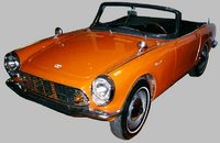 1966 Honda S600 Overview