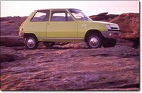 1981 Renault 5 Picture Gallery