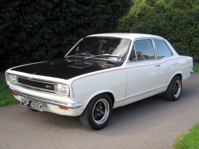Picture of 1974 Vauxhall Viva, exterior