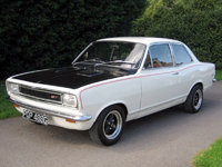 1974 Vauxhall Viva Overview