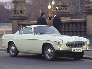 Picture of 1964 Volvo P1800