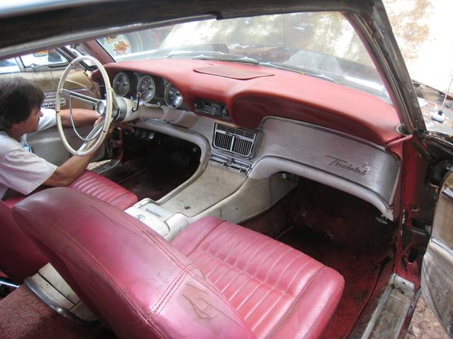 1962 Ford Thunderbird Pictures Cargurus