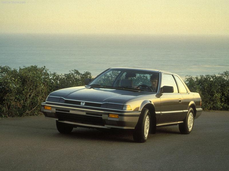 1984 Honda Prelude Overview Cargurus