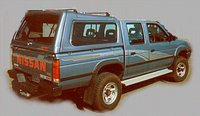 Picture of 1997 Nissan King Cab 2 Dr XE 4WD Extended Cab SB, exterior, gallery_worthy