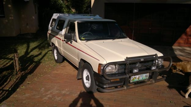 Picture of 1984 Toyota Hilux, exterior, gallery_worthy